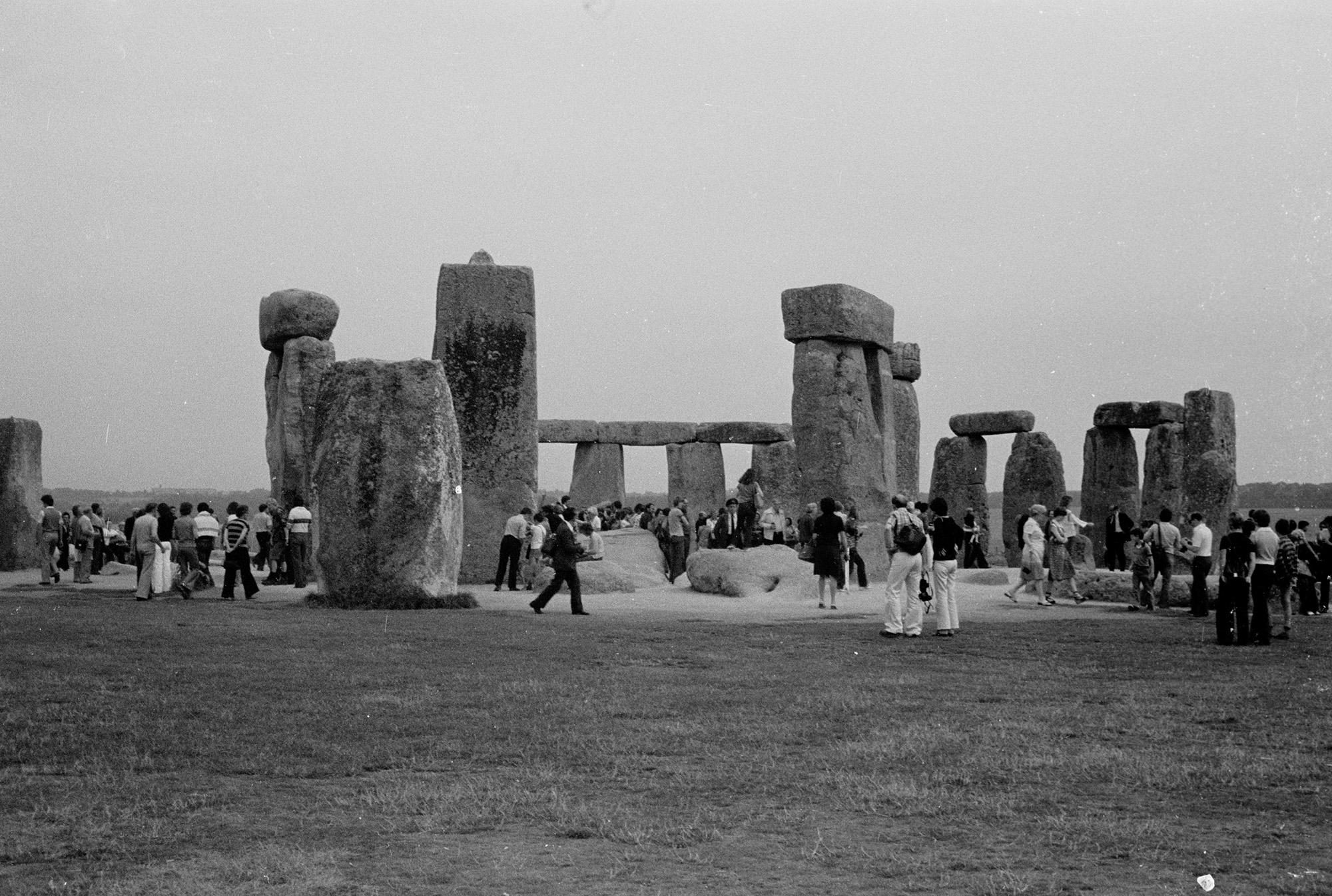 Stonehenge 1975